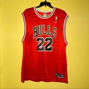 Bulls 22 Williams Jersey